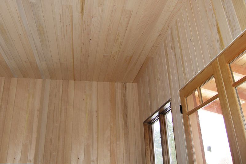 friso madera natural