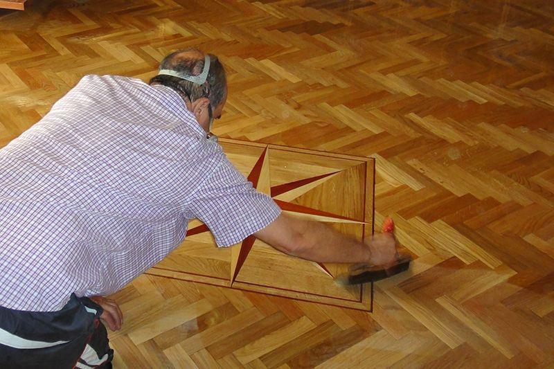 Restaurar parquet sin acuchillar encerar parquet encerado - Encerar suelo madera ...