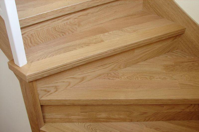 Escaleras de madera para exteriores simple guayubira for Pisos de madera para exteriores