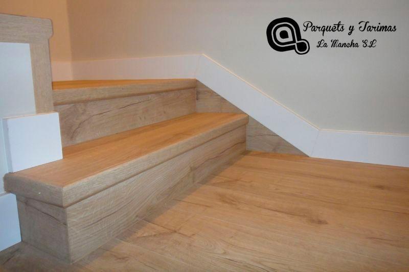 quick step para sus escaleras