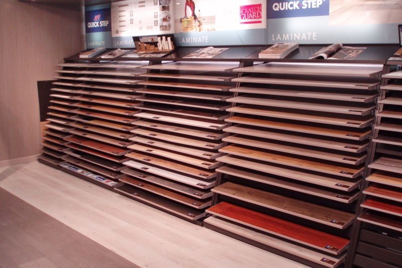 Muestrario Quick-Step