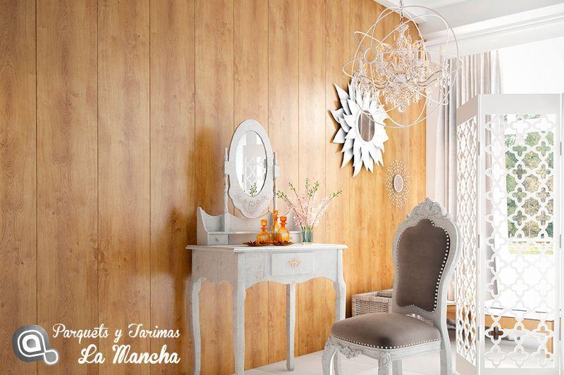 Revestimiento para paredes o frisos for Revestimiento pared salon