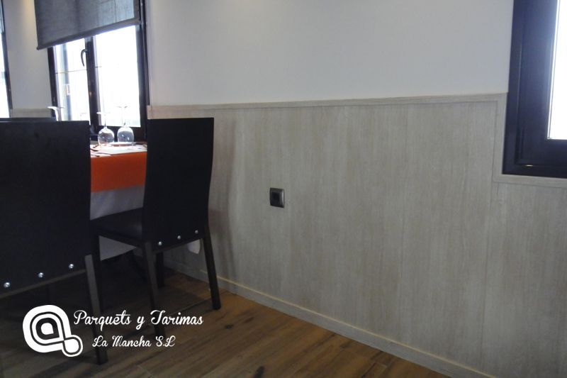Instalaci n friso for Frisos para pared
